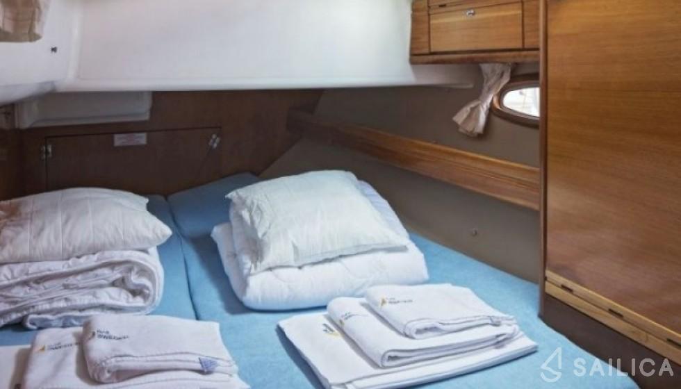 Bavaria 50 Cruiser - Sailica Yacht Buchungssystem #5