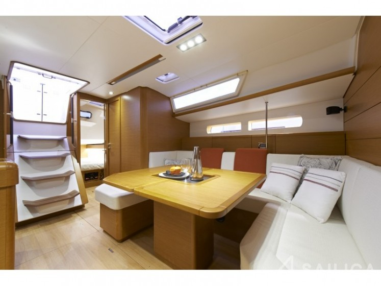 Sun Odyssey 469 - Sailica Yacht Booking System #4