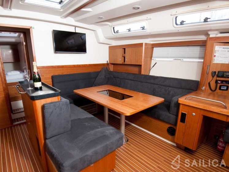 Hanse 505 - Sailica Yacht Booking System #6