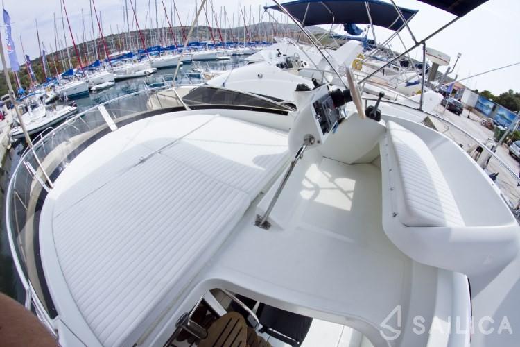StarFisher 34 - Yacht Charter Sailica