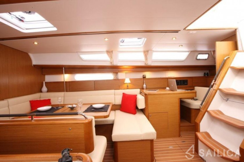 Sun Odyssey 44 i - Yacht Charter Sailica