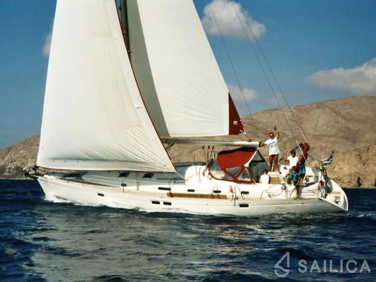 Oceanis 461 - Yacht Charter Sailica