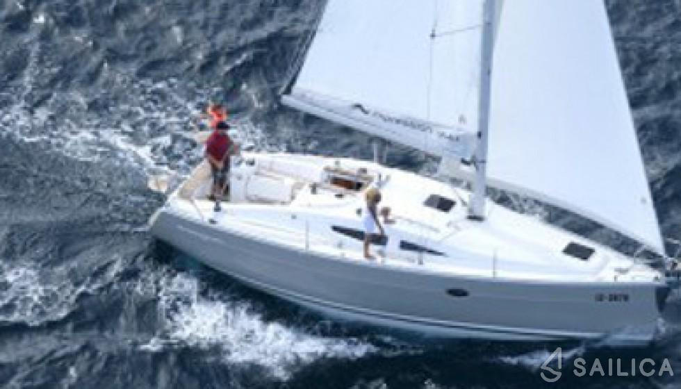 Rent Elan 344 Impression in Croatia - Sailica