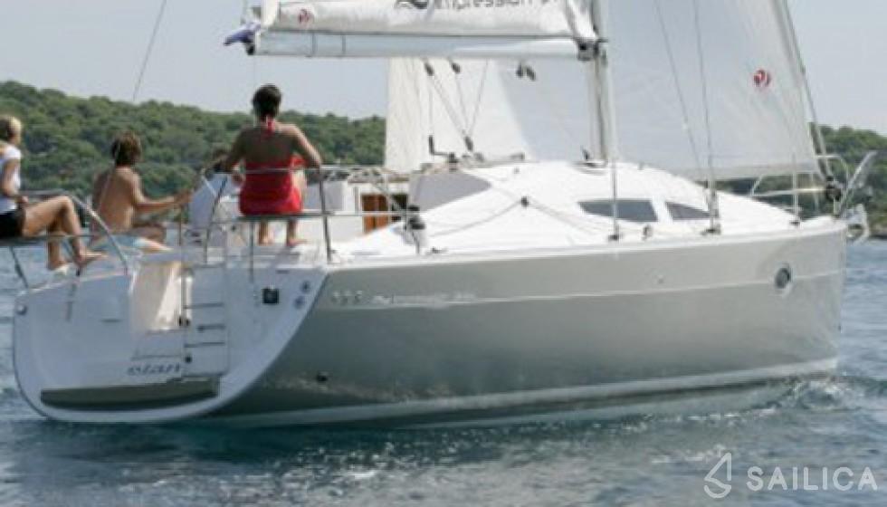 Elan 344 Impression - Sailica Yacht Booking System #4