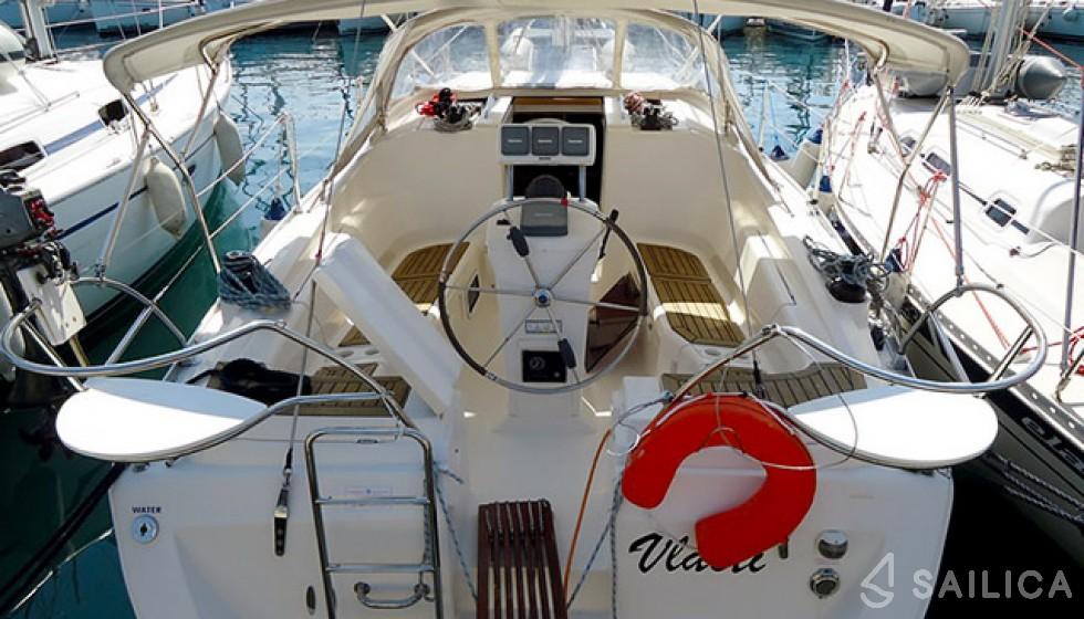 Elan 344 Impression - Sailica Yacht Booking System #5