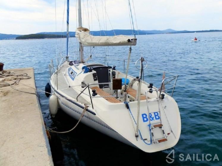Dehler 34 - Yacht Charter Sailica