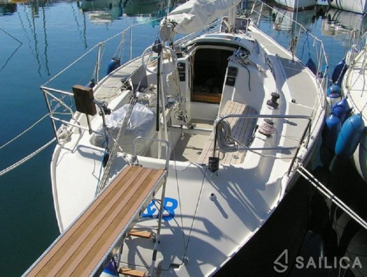 Rent Dehler 34 in Croatia - Sailica