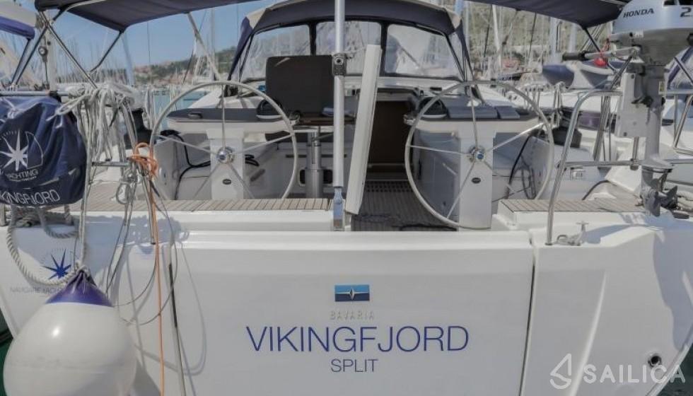 Bavaria Vision 46 - Yacht Charter Sailica