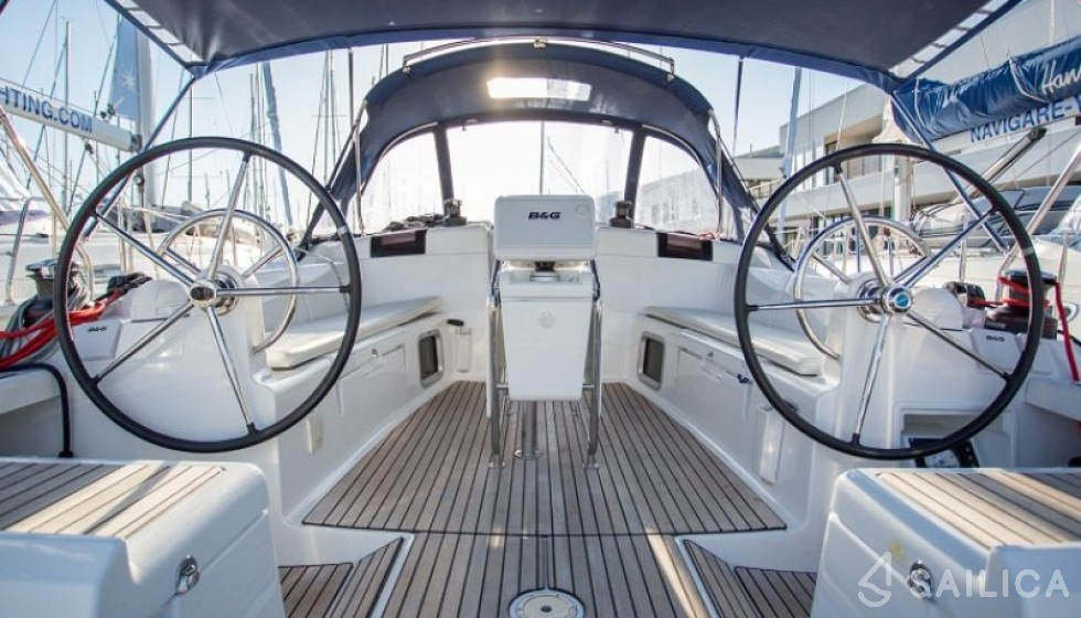 Rent Sun Odyssey 439 in Kroatien - Sailica
