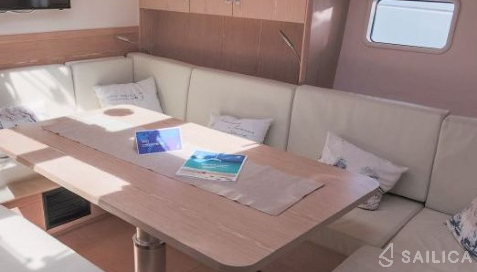 Hanse 575 - Sailica Yacht Booking System #12
