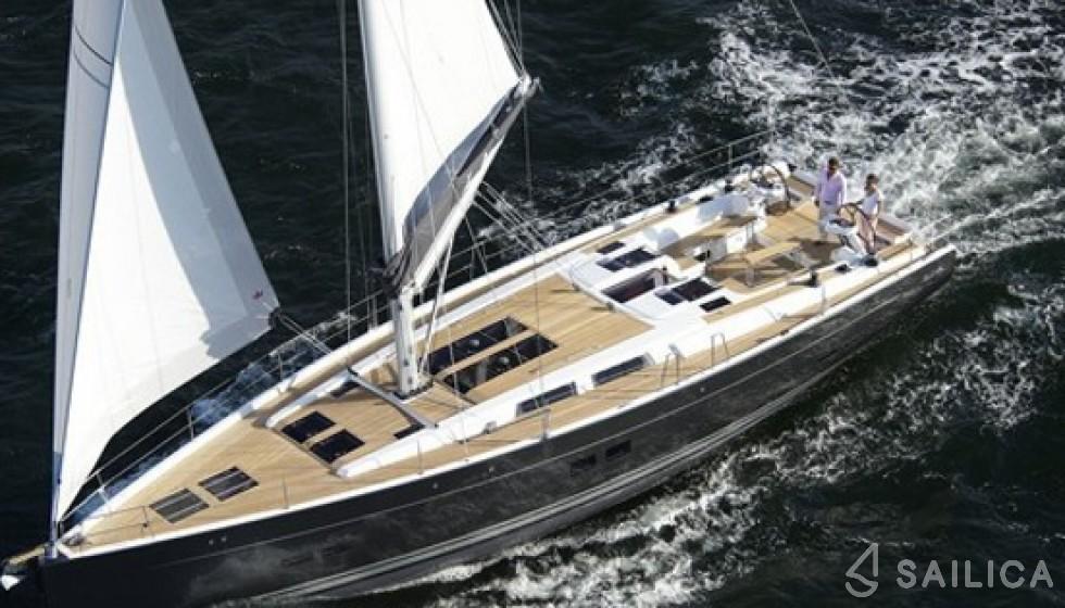 Hanse 575 - Jachtcharter Sailica