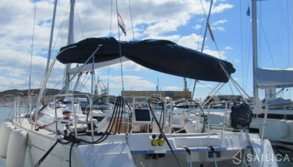 Rent Jeanneau 57 in Croatia - Sailica