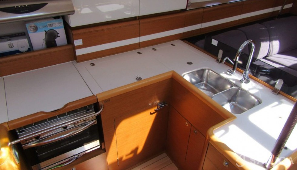 Jeanneau 57 - Sailica Yacht Booking System #4