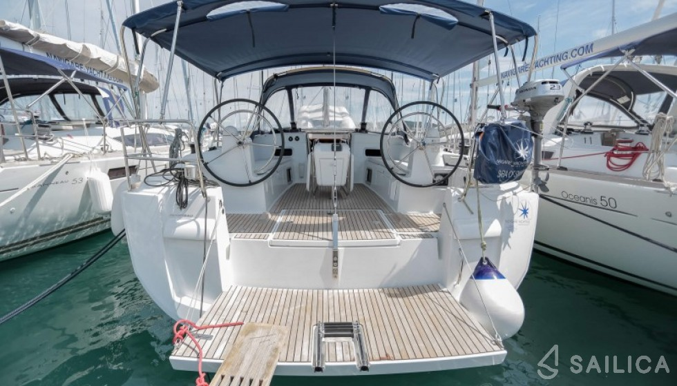 Rent Sun Odyssey 469 in Kroatien - Sailica
