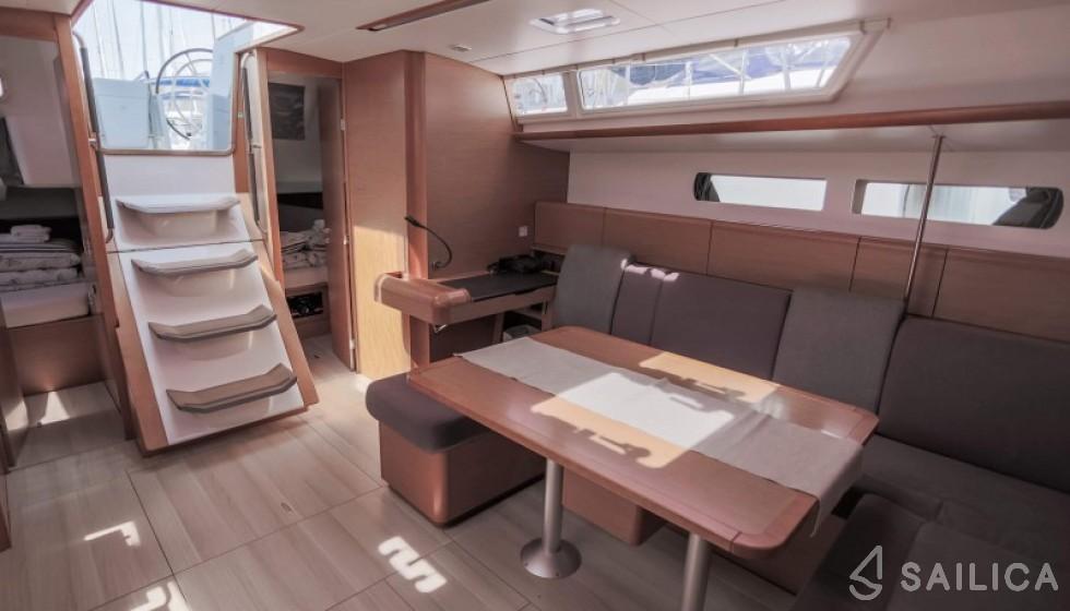 Sun Odyssey 469 - Система Бронирования Яхт Sailica #4