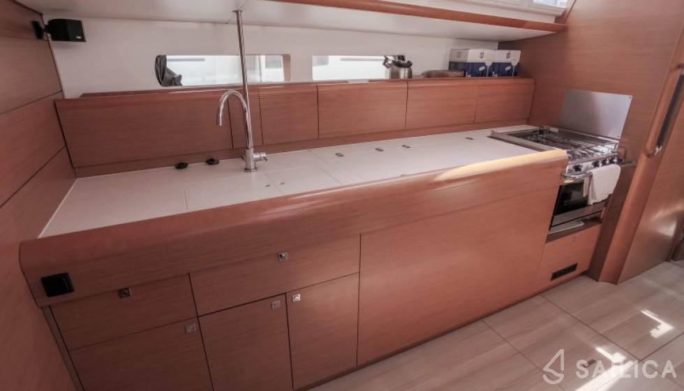 Sun Odyssey 469 - Система Бронирования Яхт Sailica #5