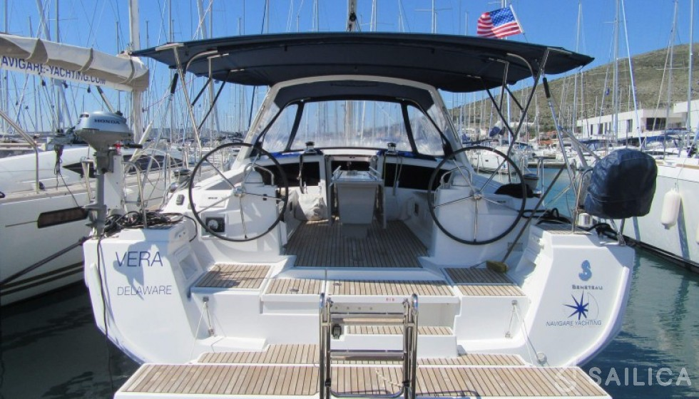 Oceanis 48-5. - Чартер яхт Sailica