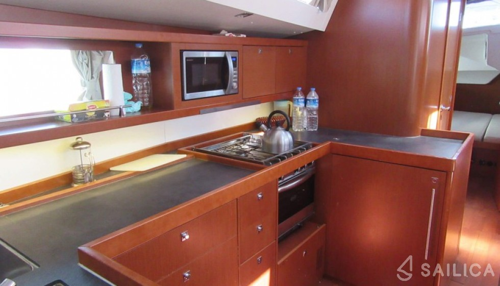 Oceanis 48-5. - Sailica Yacht Booking System #5
