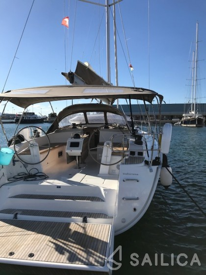 Bavaria  Cruiser 51 in Alghero Port - Sailica