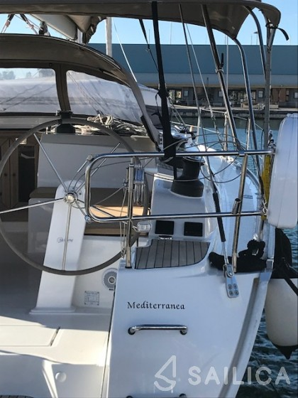 Rent Bavaria  Cruiser 51 in Italy - Sailica