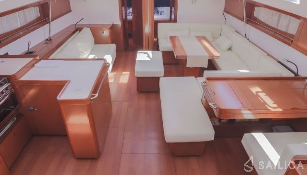 Oceanis 60 - Sailica Yacht Booking System #4