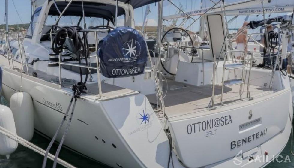 Снять Oceanis 60 в Хорватия - Sailica