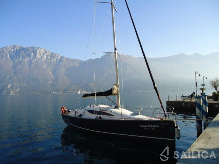 Nautiner 30S Race - Sailica Yacht Booking System #9