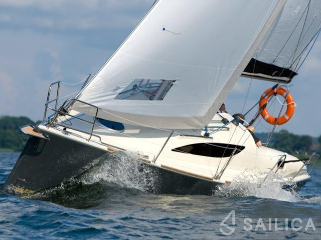 Nautiner 30S Race - Sailica Yacht Booking System #7
