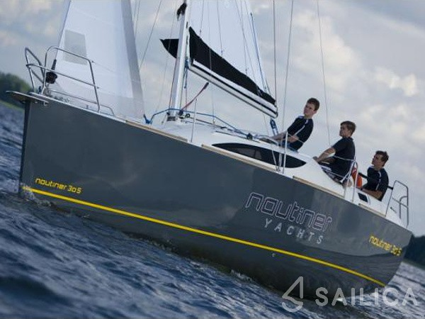 Nautiner 30S Race - Sailica Yacht Booking System #6