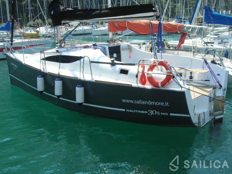 Nautiner 30S Race - Sailica Yacht Booking System #5