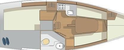 Nautiner 30S Race - Yacht Charter Sailica