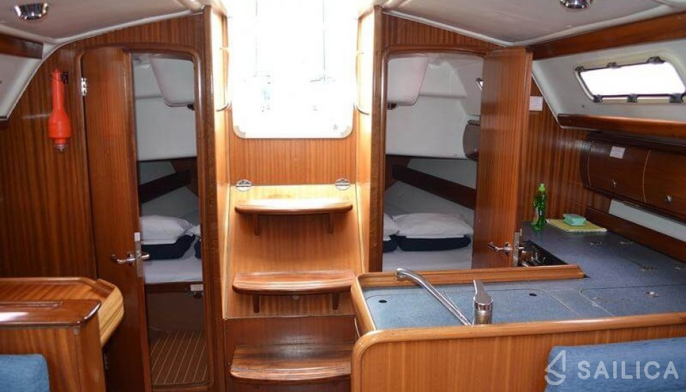 Bavaria 36 - Sailica Yacht Booking System #4