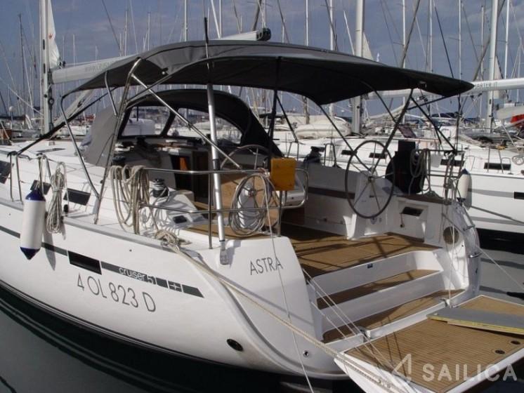 Rent Bavaria Cruiser 51 in Italy - Sailica