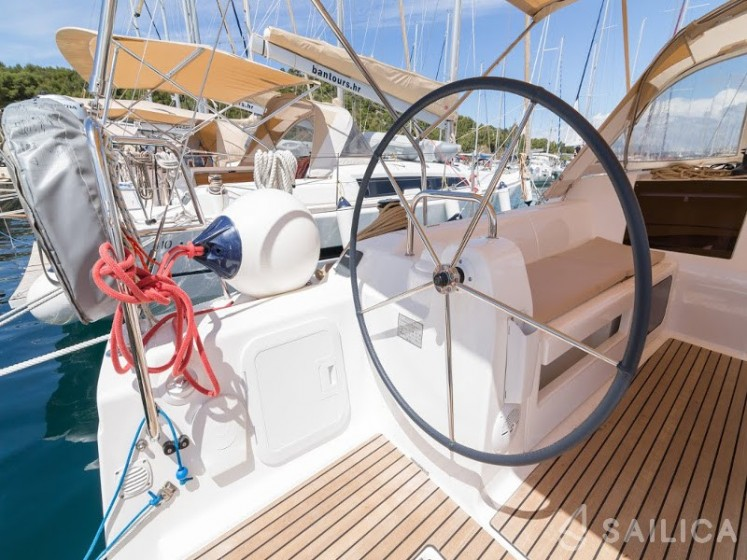 Dufour 410 Grand Large - Yacht Charter Sailica