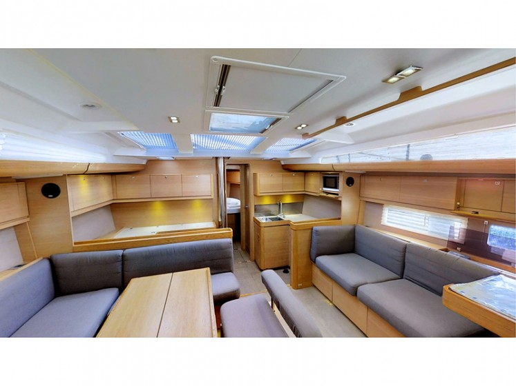 Dufour 500 Grand Large - Yacht Charter Sailica
