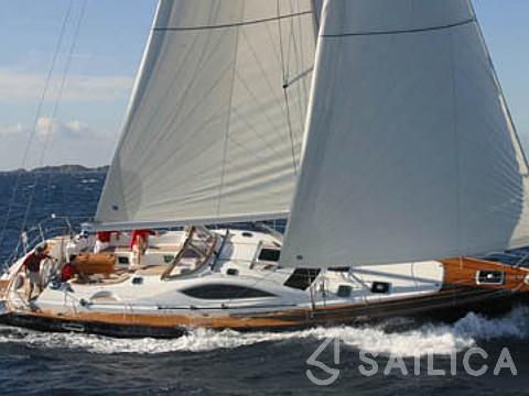 Rent Sun Odyssey 54DS-4 in Martinique - Sailica