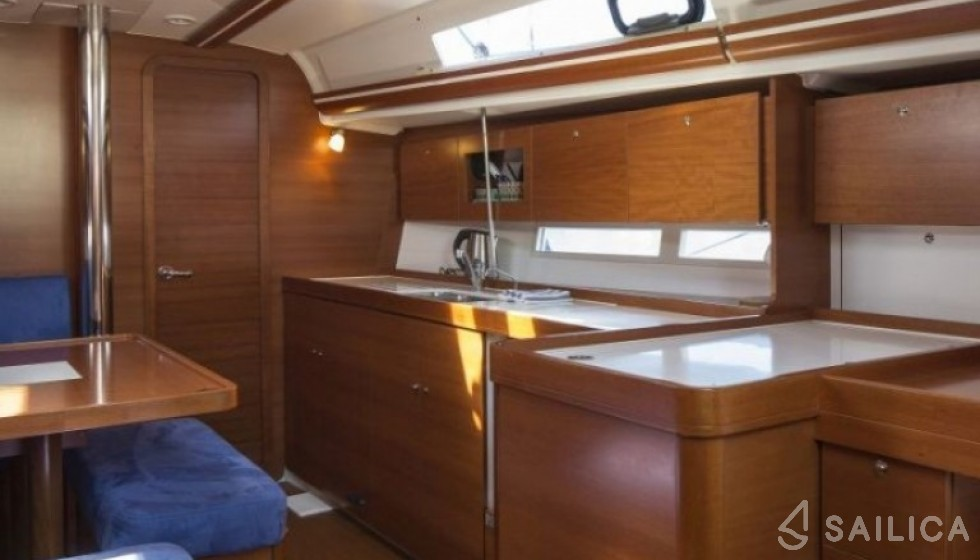 Dufour 375 GL - Sailica Yacht Booking System #4