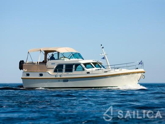 Linssen Grand Sturdy 40.9 AC - Yacht Charter Sailica