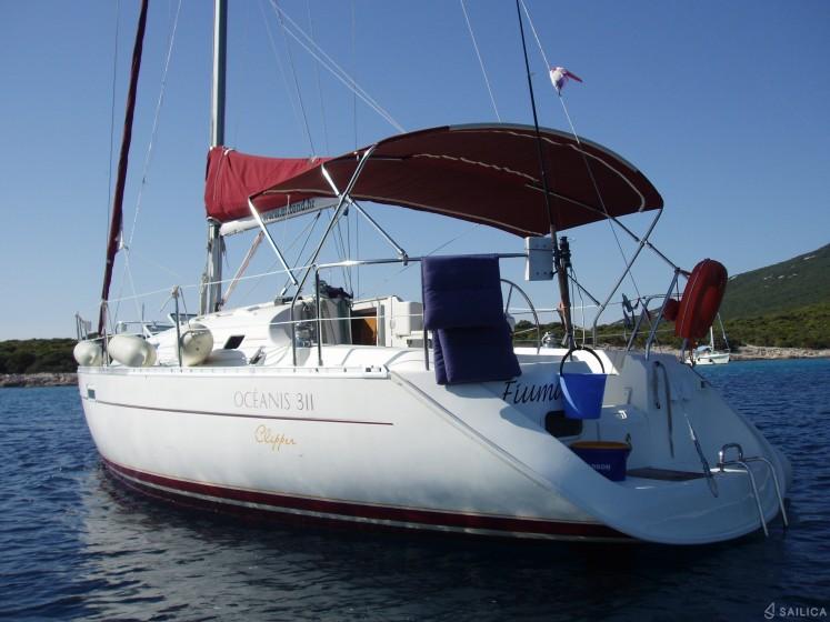 Oceanis 311 Clipper - Yacht Charter Sailica