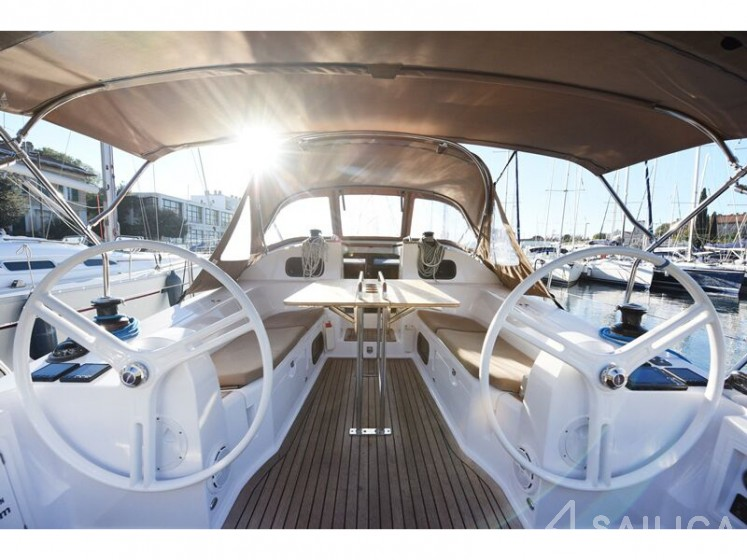 Elan 40 Impression - Yacht Charter Sailica