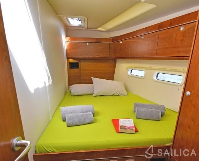 Hanse 575 - Yacht Charter Sailica