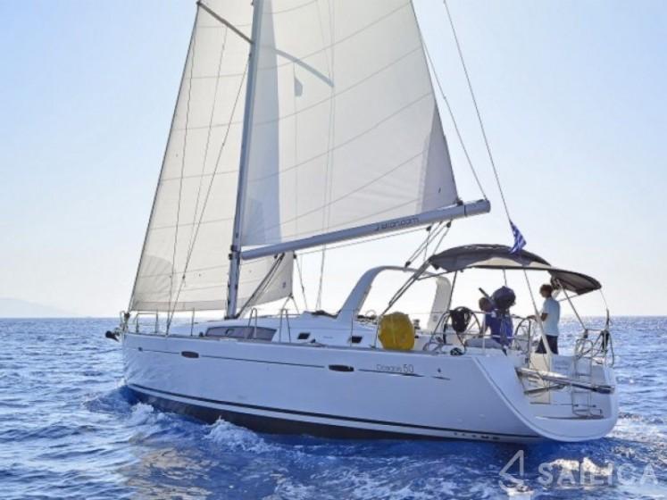 Oceanis 50 Family - Yacht Charter Sailica