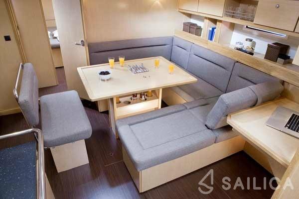 Bavaria Cruiser 45 - Yacht Charter Sailica