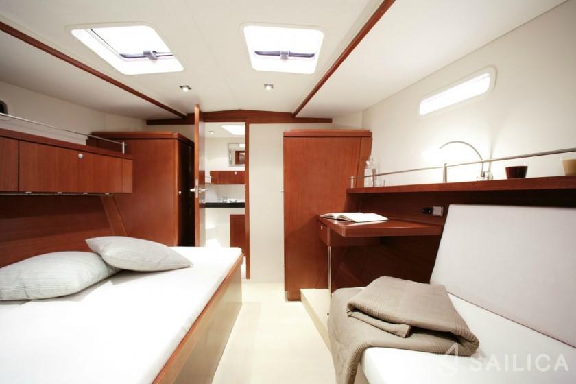 Hanse 470 - Yacht Charter Sailica