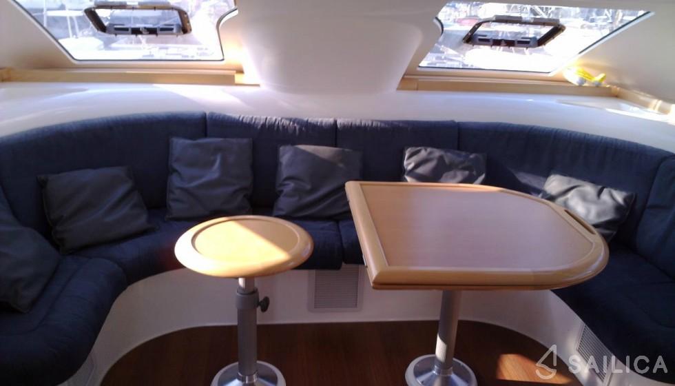 Nautitech 47 - Sailica Yacht Booking System #7
