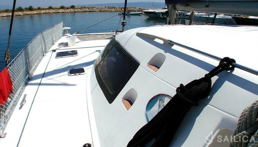 Nautitech 47 - Sailica Yacht Booking System #6