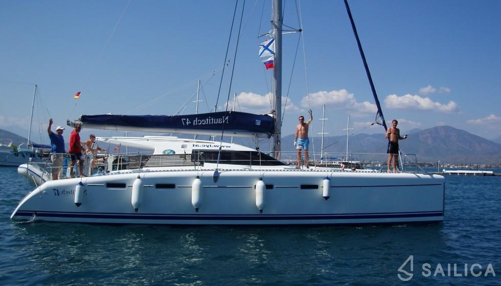 Rent Nautitech 47 in Greece - Sailica