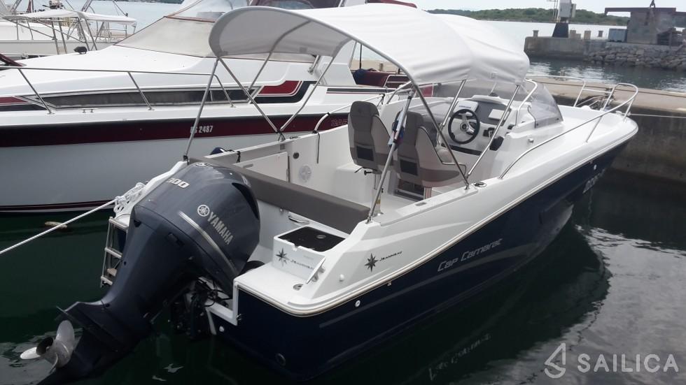 Cap Camarat 7.5 WA SERIE 2 - Yacht Charter Sailica