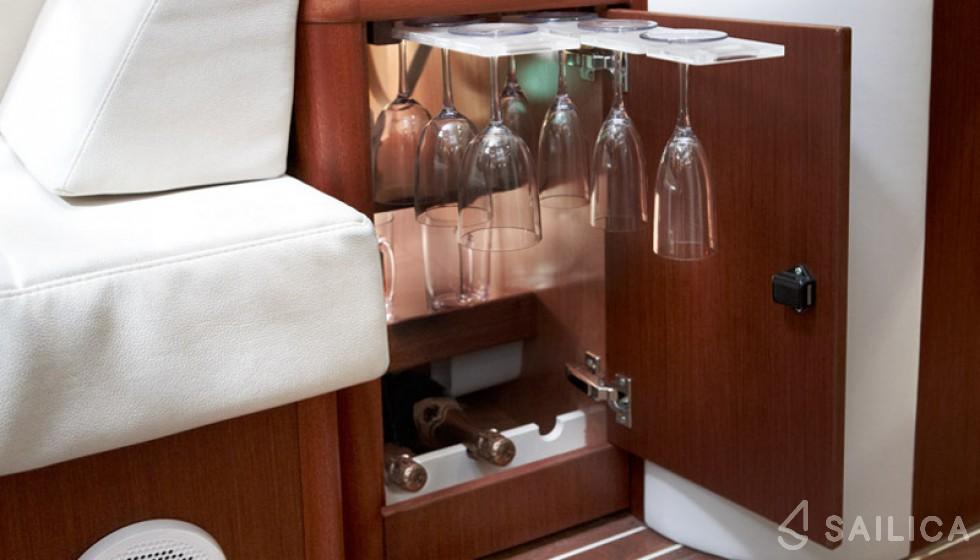 Bavaria Vision 46 - Sailica Yacht Buchungssystem #10