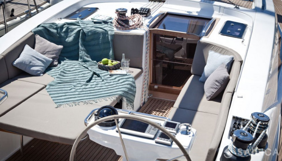 Bavaria Vision 46 - Sailica Yacht Booking System #25